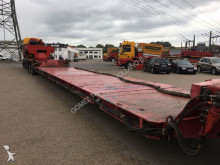 Goldhofer THP/LTSO2+THP/LTSO3+THP/LTSO3 8 lines heavy equipment transport