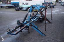 semirimorchio Hammar Side loader SL30HS 2-assig Full steel