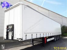 Kässbohrer SCX Curtainsides semi-trailer