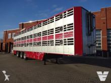 Jumbo DO270SE 3stock Livestock Auflieger