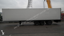 semi remorque Groenewegen ISOTHERM CLOSED BOX TRAILER