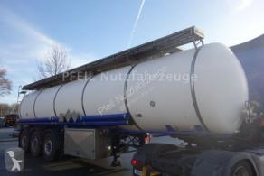 LAG Chemietank L4BH- 3 Kammern- ADR- LIFT-TOP Auflieger