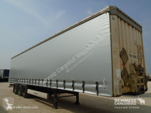 Krone Curtainsider paper semi-trailer
