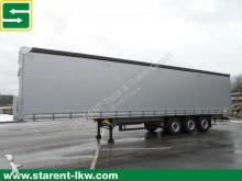 semi remorque Schmitz Cargobull Tautliner, Hubdach, Liftachse, XL-Zertifikat