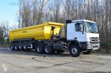 semi reboque Ozgul ozgül - 4 axle 35 cbm