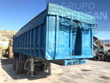 Leciñena half-pipe semi-trailer