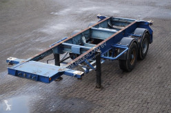 trailer Netam Container chassis 2-assig/ 20ft