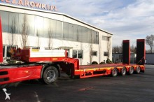 Faymonville heavy equipment transport