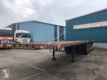 trailer Groenewegen DRO-12-24 FULL STEEL WITH TWISTLOCK (LAMES / 1x 40FT-2x20FT / BPW-AXLES)