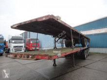 semirimorchio Groenewegen DRO-12-24 FULL STEEL WITH TWISTLOCK (LAMES / 1x 40FT-2x20FT / BPW-AXLES)
