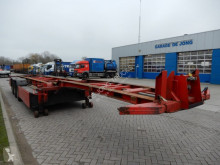 Pacton container semi-trailer