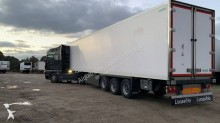 Lucas mono temperature refrigerated semi-trailer