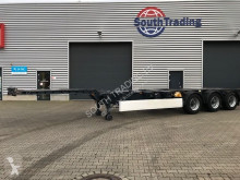 trailer containervervoer Krone