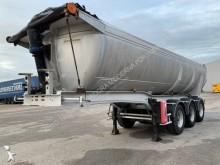 used construction dump semi-trailer