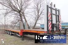 trasporto macchinari Zorzi semirimorchio pianale ribassato zorzi usato