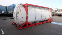 Van Hool Tankcontainer with 4 compartments, 33.600L, L4BN, IMO-4