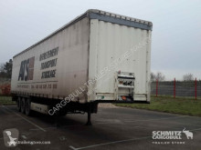 Krone Curtainsider coil semi-trailer