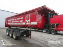 Langendorf Kipper Stahlrundmulde 24m³ semi-trailer