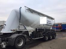 Spitzer powder tanker semi-trailer