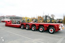 trailer Trayl-ona TRAYL-ONA 5 AXLE REAR STEER DROP NECK LOW LOADER SEMI TRAILER