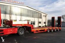 naczepa do transportu sprzętów ciężkich Faymonville