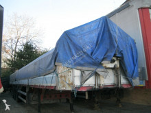 Merker 13,60 CASSONATO semi-trailer