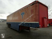 Kempf tautliner semi-trailer