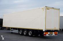 trailer Wielton IZOTERMA / WYS. 2,7 M / OŚ PODNOSZONA