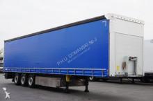 Schmitz Cargobull Schmitz FIRANKA / OŚ PODNOSZONA / XL / MULTI LOCK semi-trailer