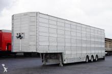 semirimorchio trasporto bestiame Pezzaioli