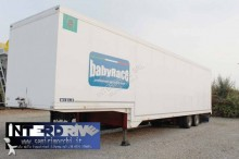Miele Clothes transport box semi-trailer