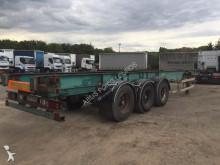 Samro container semi-trailer