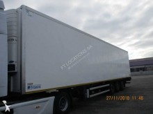 Merker mono temperature refrigerated semi-trailer