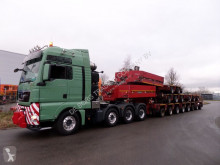 Goldhofer THP / LTSO 8 axle Modularset with Vesselbed
