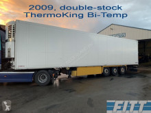 semi remorque Schmitz Cargobull ThermoKing 2 Temp, double stock