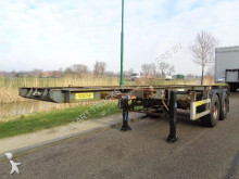 semi remorque Pacton 20FT CHASSIS / BPW AXLES / NL TRAILER / APK
