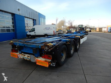 Krone SDC 27 / BPW drum semi-trailer