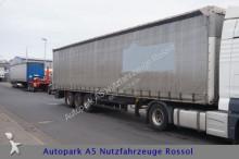 Schmitz Cargobull S01 Pritsche + Plane Auflieger Schiebeverdeck semi-trailer