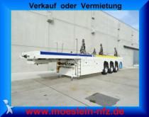 gebrauchter Auflieger Maschinentransporter