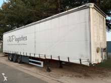 Kässbohrer SAF - XS MAXIMA - DISC BRAKES - CLEAN CHASSIS - BELGIAN PAPERS - CURTAINSIDE TRAILER semi-trailer