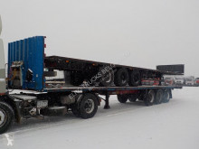 semi remorque Krone SDP 27 (BPW-axles)