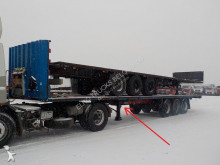 semi remorque Krone SDP (BPW-axles)