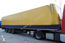 Krone SDK 27 EL B4-STG DOPPELSTOCK TEXTIL UNFALL semi-trailer