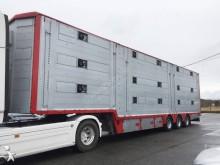 trailer Pezzaioli 3 étages - 3 compartiments