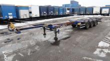 trailer containervervoer Broshuis