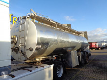 trailer Maisonneuve Milk / Water+ 2 Comp + Pump + adr+25000 liter