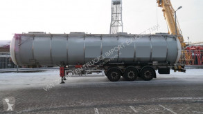 Van Hool chemical tanker semi-trailer