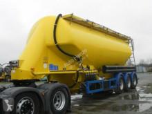 Feldbinder Silo für Staub und Rieselgüter EUT 37.3 Aufliege semi-trailer