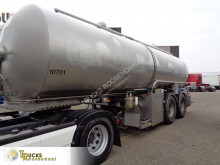 Trailor Milk/Water tank 2 COMP + + ADR+25000liter semi-trailer