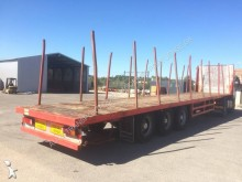 gebrauchter Auflieger Holztransporter